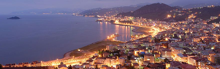 Giresun Deniz Manzarası